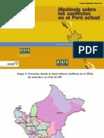 Conflictos Peru Actual
