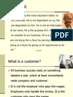 Customer definition