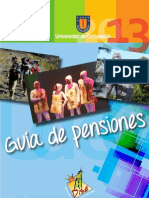 Guia de Pensiones 2013
