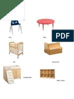 Sample Equipments