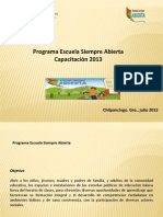 Presentaciónproesa2013