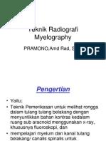 7.Teknik Raiografi Myelographyedit
