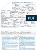 LSI 입학신청서 미국