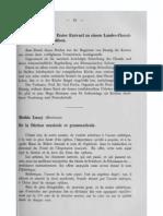 Lussy(Riemann-Festschrift)de La Diction Musicale Et Grammaticale.