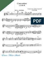 Komarovsky Concertino