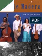 Son de Madera Booklet