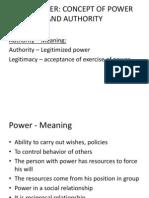 MAX WEBER Concept of Power - Copy