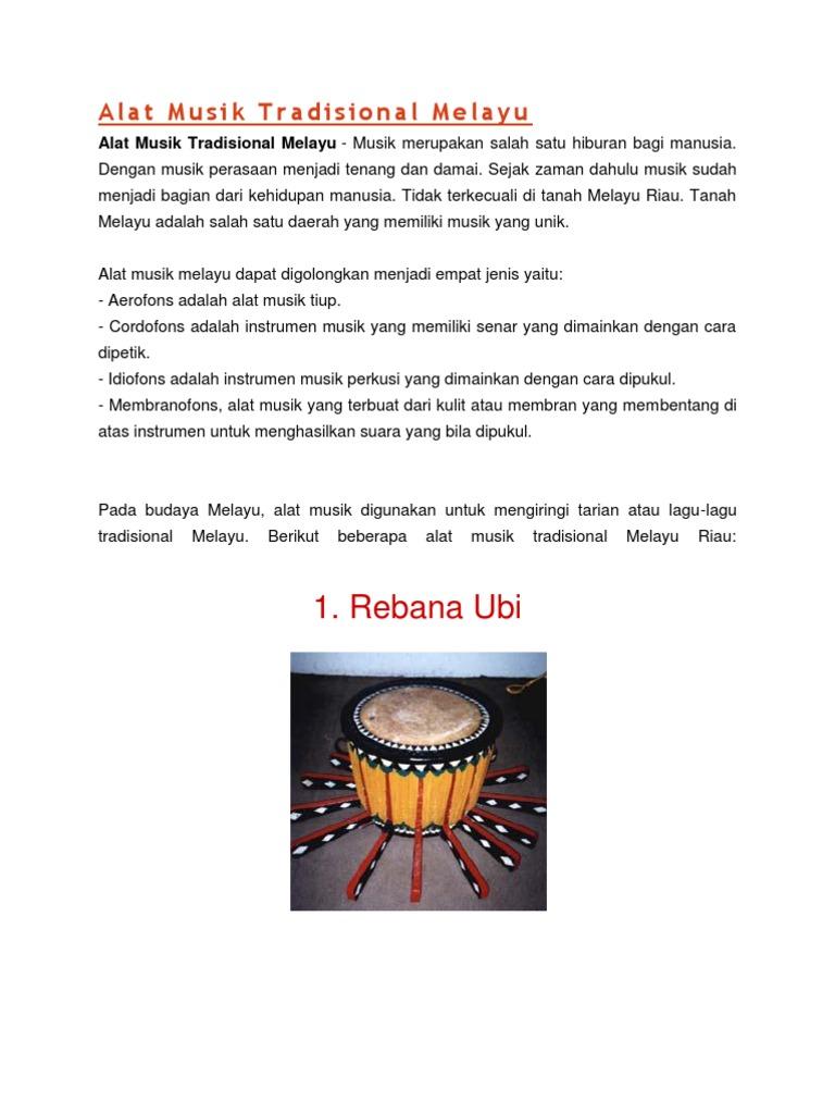 Berikut Ini Yang Termasuk Alat Musik Perkusi Adalah - Berbagai Alat