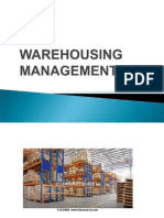 5. Warehousing Management