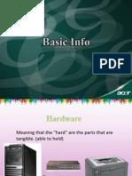 Basic Info