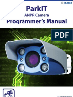 ParkIT Programmers Manual