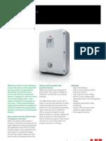 Solar Inverter PVS300 Flyer en RevC