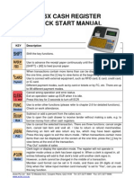 Cr6xnew Cash Register