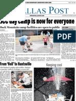 The Dallas Post 07-14-2013