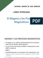 El Magma y los Procesos Magmáticos