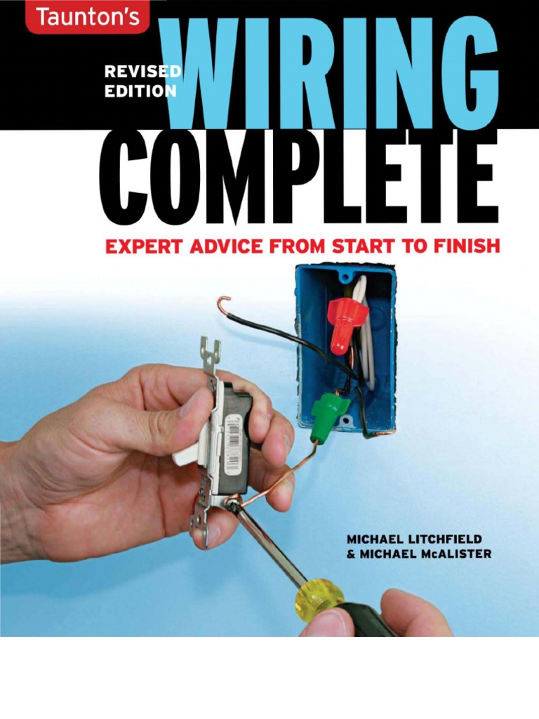 wiring complete gnv64 electric current components rh scribd com Book Rings Book Border