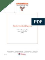 Water Resistant Oligomers.pdf
