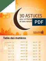 eBook Ramadan Musulman Productif livre islam ebook islam.pdf