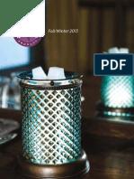 Herbst Winter 2015 Scentsy Katalog Ab 1 September 2015