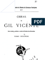 Obras de Gil Vicente, vol. 2
