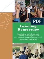 Learning democracy DENAMRK !