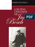 Mansilla - Los días chilenos de Juan Bosch