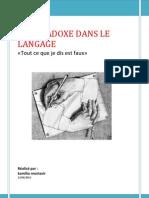 LE PARADOXE DANS LE LANGAGE.docx