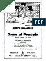 Oreste Ravanello - Scene Al Presepio Op. 129
