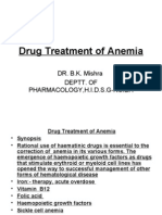 Drug Treatment of Anemia