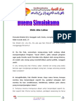 Dilema Simalakama