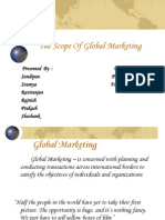 ppt of marketing managment on topic of rural development