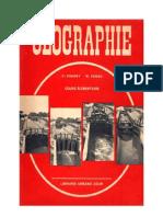 Géographie Chagny-Cabau 01 Géographie CE1-CE2 1961