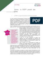 Deuxième rapport d'étape RGPP - synthese 13 mai 2009