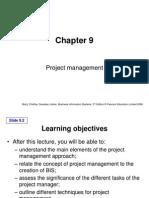 BIS 09 Project Management