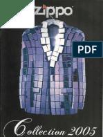 2005 Zippo Collection 2005 (FR)