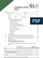 1 1 1 Application Form Dangerous Goods
