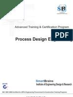 Process Design Engineering