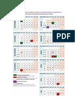 ŠKOLSKI KALENDAR ZA 2013/14. GODINU ZA OSNOVNE ŠKOLE SA SEDIŠTEM NA TERITORIJI AUTONOMNE POKRAJINE VOJVODINE
