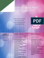 Perbandingan Model Pengurusan Disiplin Canter Dan Dreikurs