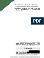 den+¦ncia - art. 33 lei  11.343-06 - furto, recepta+º+úo e amea+ºa- +éNGELO e MARX