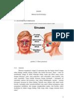 bab 2 referat aerosinusitis atau barosinusitis