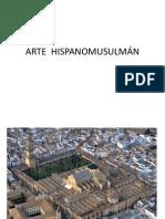 Arte Hispanomusulman 2012-2013