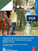 Guidelines Interpretation Children