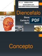 Diapositiva de Diencefalo