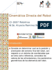 Cinematic a Direct a Robot