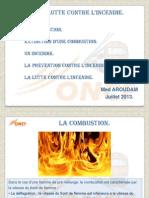 Lutte Contre l'Incendie Juillet 2013