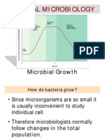 Unit 5 Microbial Growth Part A