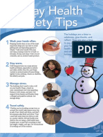 Holiday Tips
