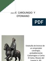 Arte Carolingio y Otoniano 2012-2013