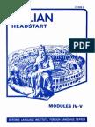 Learn Italian - FSI Headstart Course (Part 2)
